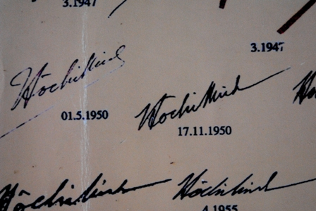 Chữ ký hợp phong thủy giúp tài lộc tăng cao