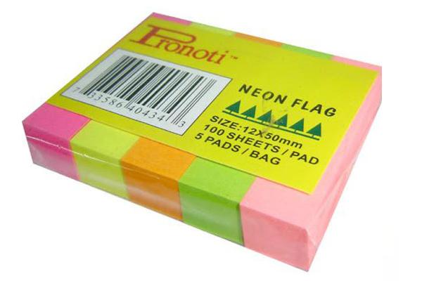 Giấy note Pronoti 5 màu