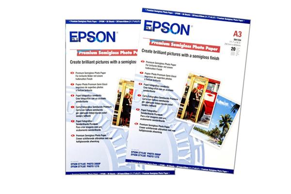 Giấy in ảnh  EPSON A3 20 tờ