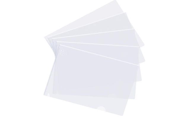Bìa Mica A4 mỏng