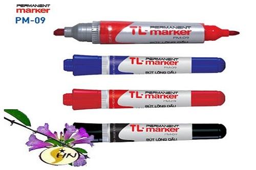 Bút dạ dầu TL PM-09/2 đầu các màu