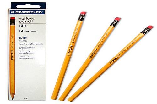 Bút chì Steard 2b-134 có tẩy