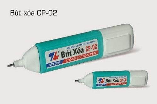 Bút xoá TL CP  02,BN CP-09 đầu kim to