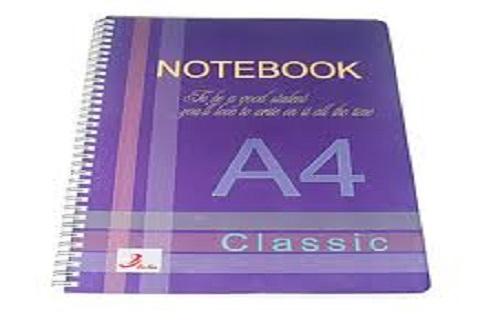 Sổ lò xo A4 50 tờ/ quyển